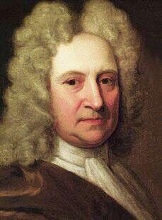 Edmond Halley (1656 - 1742)